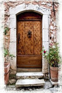Doors of Europe V by Rachel Perry