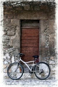 Doors of Europe VI by Rachel Perry