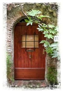 Doors of Europe XV by Rachel Perry