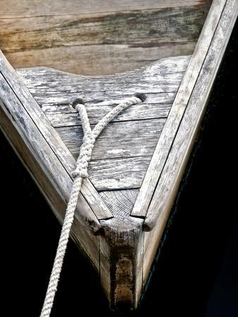 Wooden Rowboats III