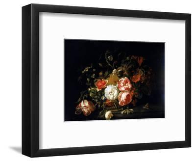 Basket of Flowers, Uffizi Gallery, Florence