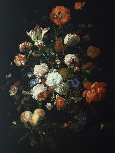 Bouquet of Flowers by Rachel Ruysch