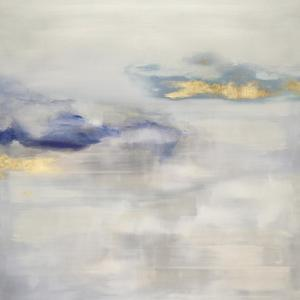 Ethereal with Blue II by Rachel Springer