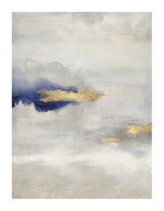 Ethereal with Blue V by Rachel Springer