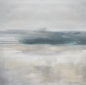 Pause in Aqua by Rachel Springer