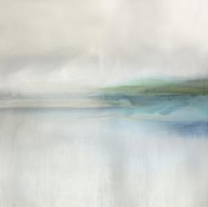 Stillness in Aqua II by Rachel Springer