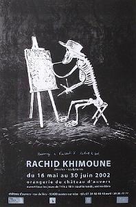 Expo Château D'Auvers by Rachid Khimoune