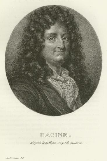 Racine--Giclee Print