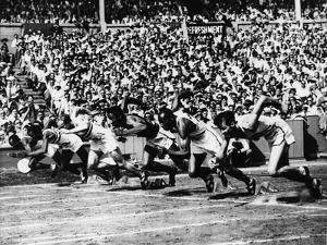 Racing at the 1948 London Olympic Games