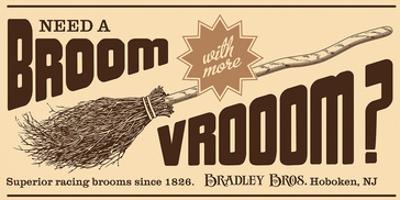Racing Brooms
