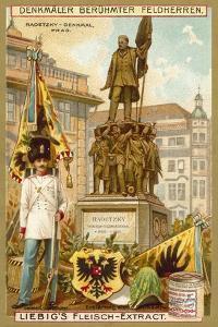 Radetsky Memorial, Prague