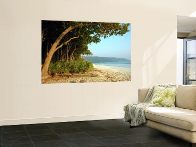 Radhanagar Beach.-Astrid Schweigert-Wall Mural