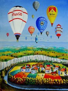 Balloons, 2004 by Radi Nedelchev