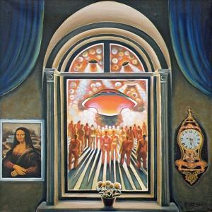 Eternity, 1968 by Radi Nedelchev