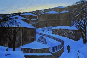 High in the Mountains, 2006 by Radi Nedelchev