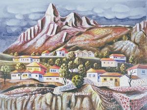 Melnik, 1973 by Radi Nedelchev