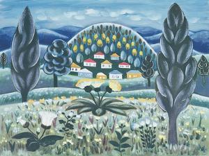 The Green Dreams, 1967 by Radi Nedelchev