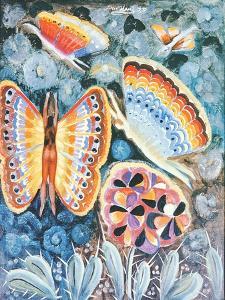 Wings, 1979 by Radi Nedelchev