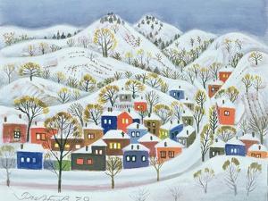 Winter, 1979 by Radi Nedelchev