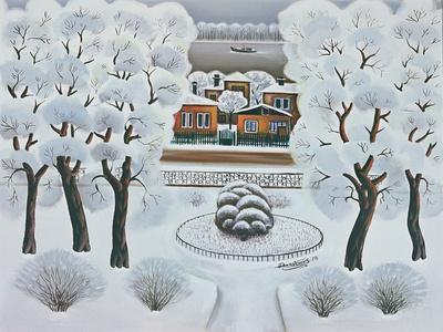Winter Day, 1978