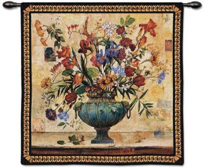 Radiance-Jennie Tomao-Bragg-Wall Tapestry