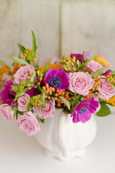 Radiant Bouquet-Sarah Gardner-Photographic Print
