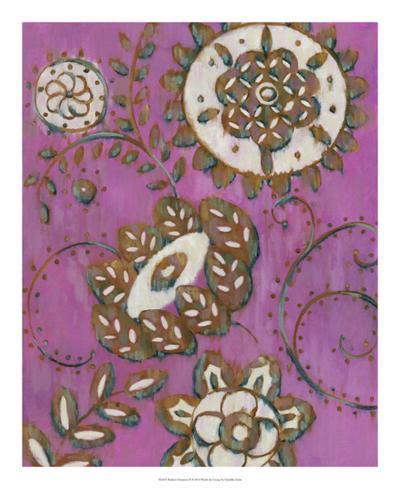 Radiant Ornament II-Chariklia Zarris-Giclee Print