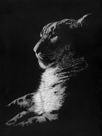 Radiant Phantom-Barbara Keith-Giclee Print