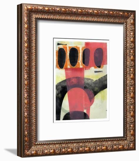 Radiate-Stacy Milrany-Framed Art Print