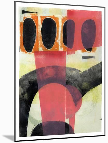 Radiate-Stacy Milrany-Mounted Art Print