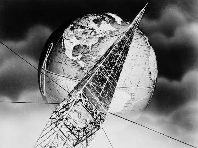 Radio Tower Montage-H^ Armstrong Roberts-Photographic Print