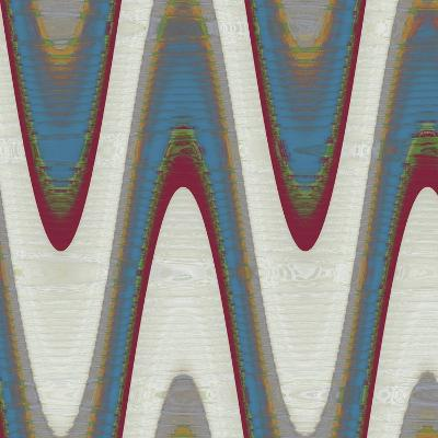 Radio Waves I-Ricki Mountain-Art Print