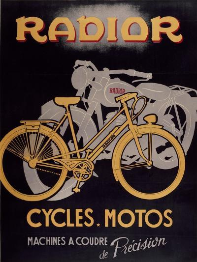Radior-Marcus Jules-Giclee Print