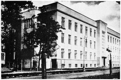 Radium Institute, Warsaw, Poland, 1932--Giclee Print