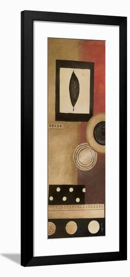 Radius Panel I-Kimberly Poloson-Framed Premium Giclee Print
