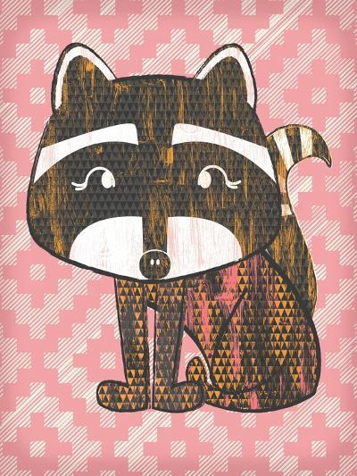 Radly Raccoon-Ashley Sta Teresa-Art Print