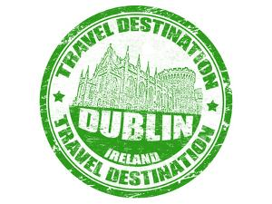Dublin Stamp by radubalint