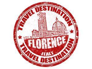 Florence Stamp by radubalint