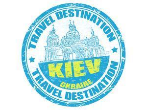 Kiev Stamp by radubalint