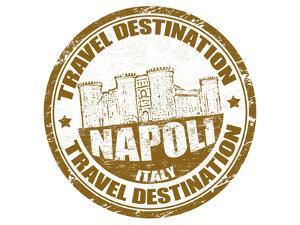Napoli Stamp by radubalint