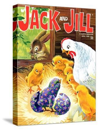Easter Surprise - Jack and Jill, April 1968