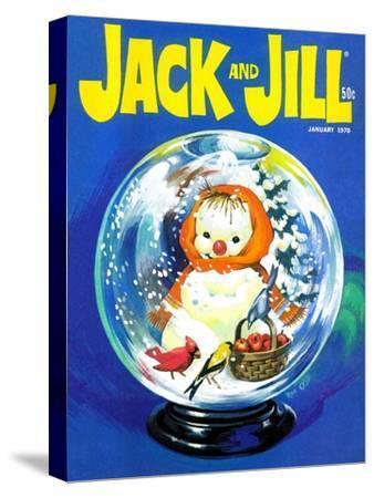 Shake Up a Snowstorm - Jack and Jill, January 1970