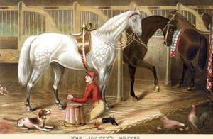 The Jockey's Prayer by Rae Smith
