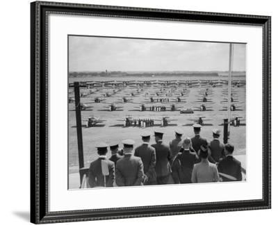 Raf Review--Framed Photographic Print