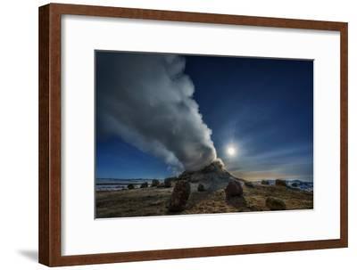 Geothermal Hot Springs, Hverarond, Namaskard, Iceland
