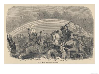 Ragnarok the Last Battle--Giclee Print
