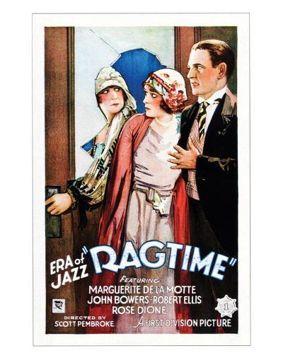 Ragtime - 1927--Giclee Print