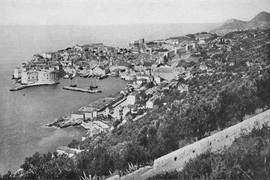 'Ragusa', 1913-Unknown-Photographic Print