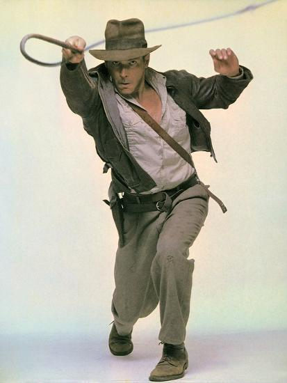 Raiders of the Lost Ark 1981 Directed by Steven Spielberg Harrison Ford--Photo