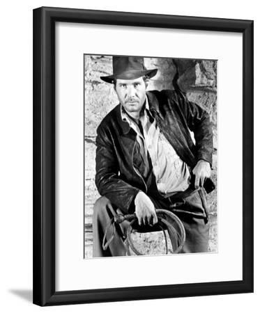 Raiders of the Lost Ark, Harrison Ford, 1981